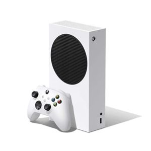 Xbox Series S block Surprise unboxing